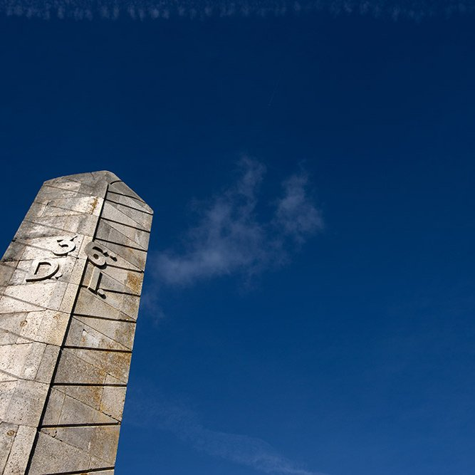 Basques monument © Rémy SALAÜN - All rights reserved